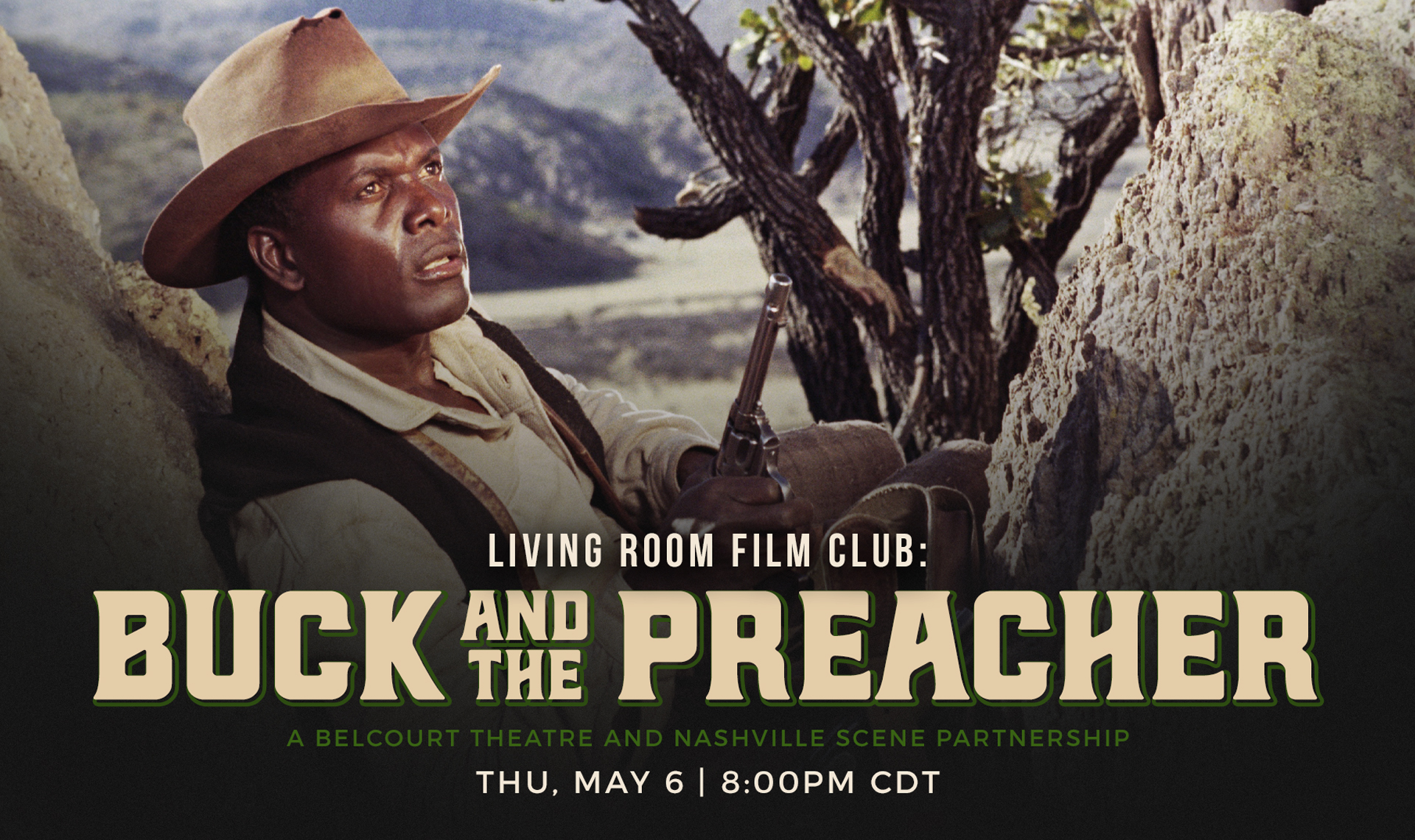 Living Room Film Club: BUCK AND THE PREACHER