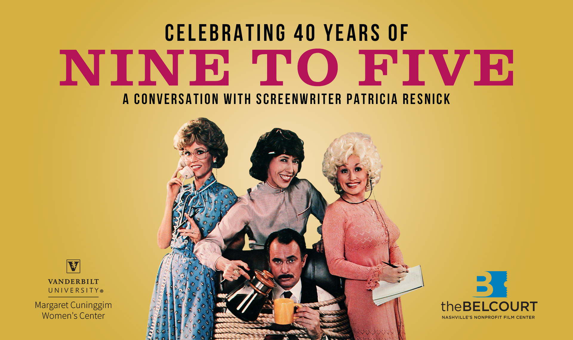 Celebrating 40 Years of NINE TO FIVE: A Conversation with Screenwriter Patricia Resnick