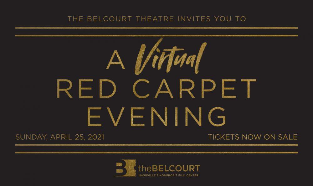 A Virtual Red Carpet Evening