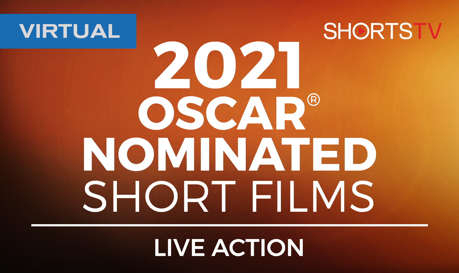 Virtual: 2021 Oscar Nominated Short Films: Live Action