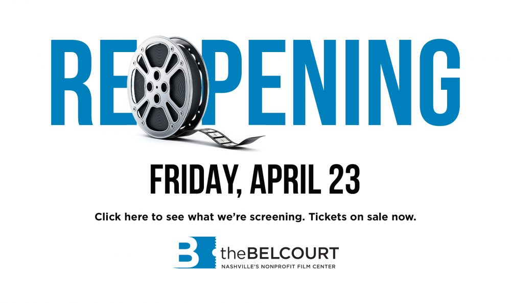 Reopening Fri, April 23