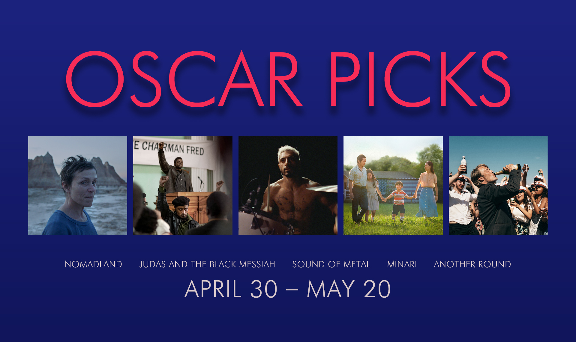 Oscar Picks