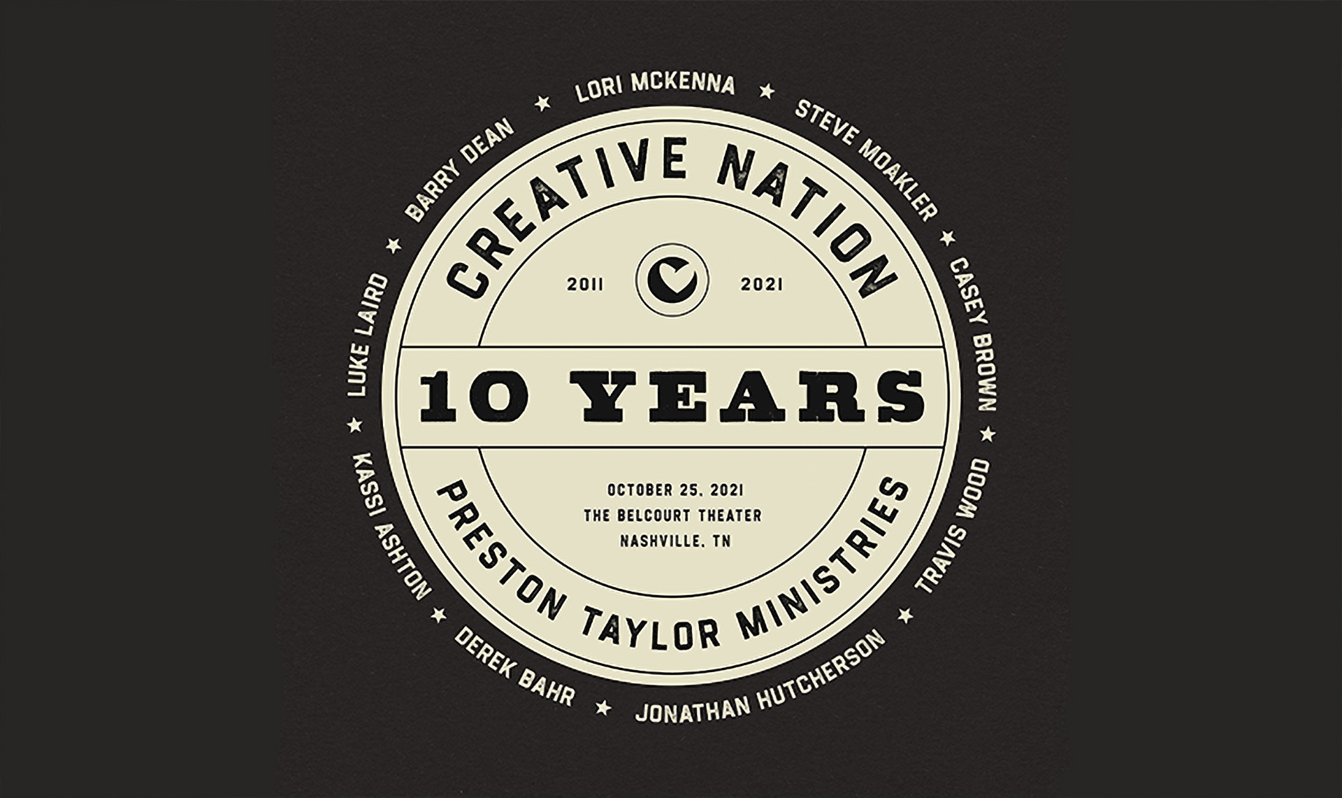 Rental Event: The 10th Annual Benefit for Preston Taylor Ministries