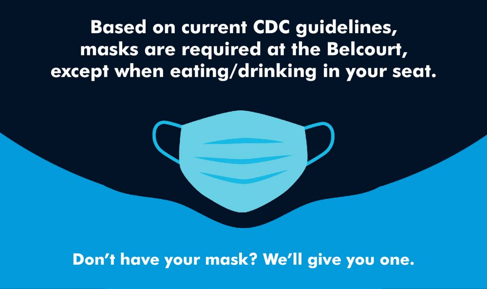 Masks Are Required At The Belcourt